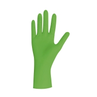 Unigloves Green Pearl Nitrilhandschuh